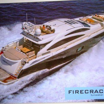 Firecracker Superyacht