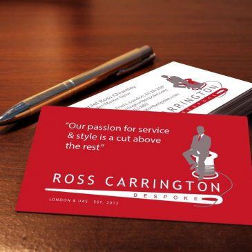 Ross Carrington Bespoke